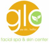 <br />glo facial spa & skin center